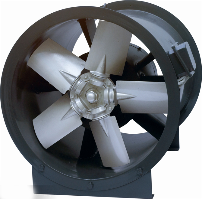 轴流式排烟风机系列