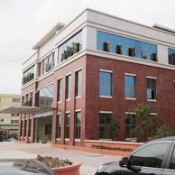 奥创通风设备公司办公楼